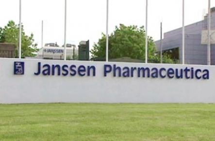 Brandwerend schilderwerk bij Janssen Pharma (Beerse)