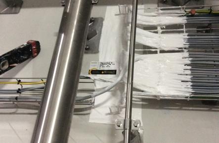Brandwerende dichtingen Milcobel te Beveren