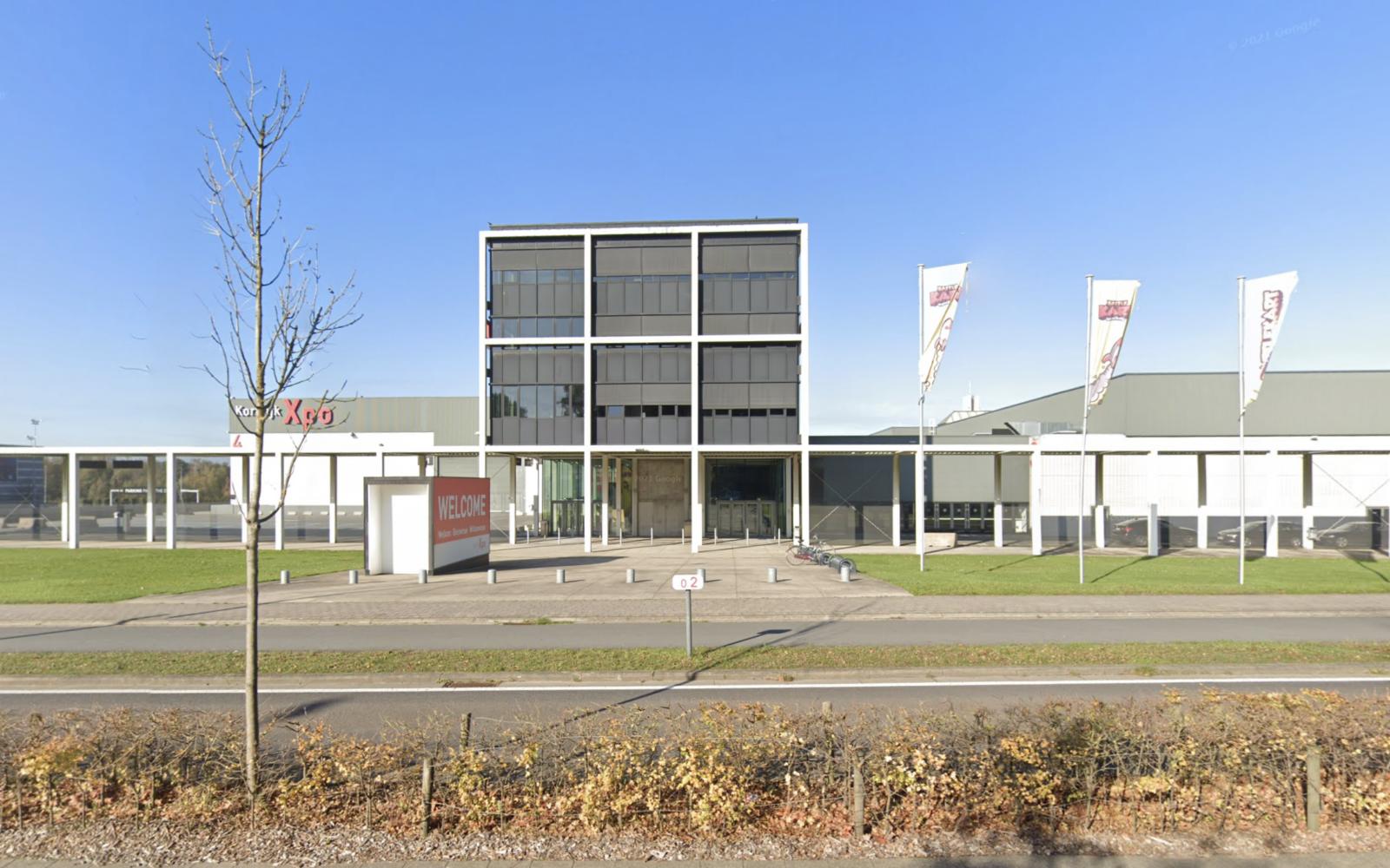 Expo Kortrijk brandveiligheid