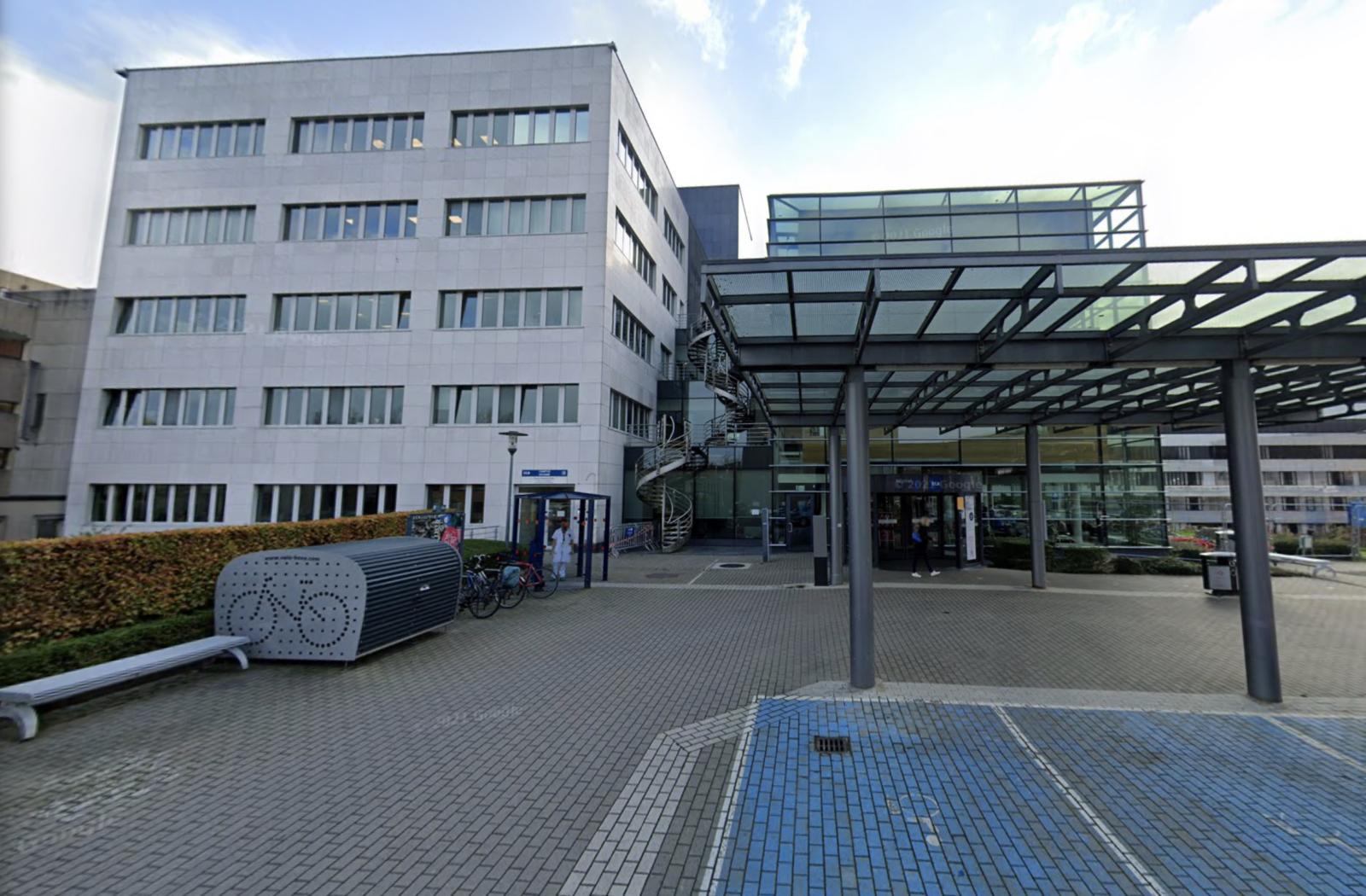 Pfizer in Brussel | Brandwerende beplating & dichtingen